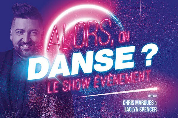 AFFICHE SPECTACLE TOURNEE CHRIS MARQUEZ