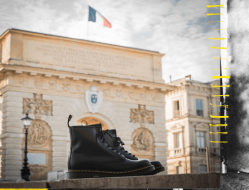 DR. MARTENS S'INSTALLE A MONTPELLIER